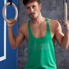 Personalised Cool Muscle Vest (JC009)